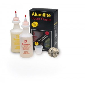 Alumilite Super Plastic 28 Oz., White