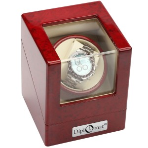"Diplomat ""Estate"" Single Watch Winder"