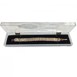 """""""Crystal Acrylics"""" Bracelet Box"""