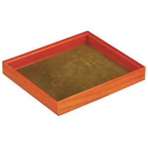 Half-Size Presentation Trays, Available in 3 Colors