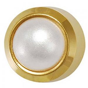12 Pack Ear Piercing - Pearl