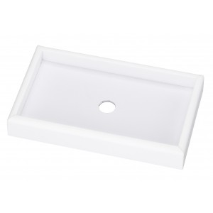 "Configurable Outer Trays for 1 Inner Tray (Tray Only), 9"" L x 5.5"" W"