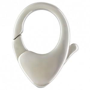 Extra Large Teardrop Clasp (18.0 x 25.5 mm)