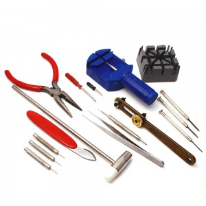 Optima 16Pc. Economy Watch Repair Tool Kit