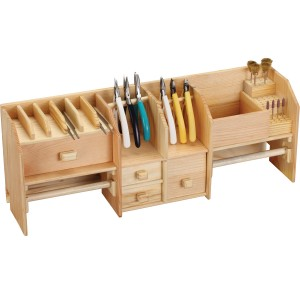 Mini Bench Top Tool Organizer