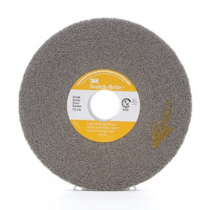 3M® Scotch-Brite™ Light Deburring Wheels