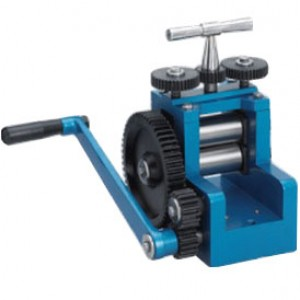 A Amp A Jewelry Supply Mini Rolling Mill With 5 Rollers