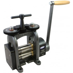 Pepe Tools 130 mm Combo Rolling Mill Made in USA #189.20A
