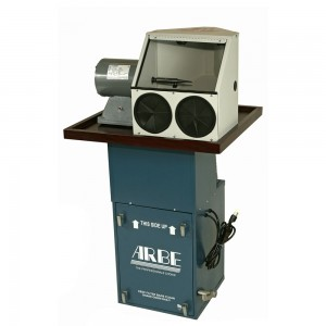 Arbe Machine™ Super-Flow Single Hood Polishing System