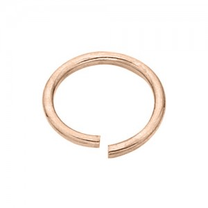 Rose Gold Filled Jump Ring