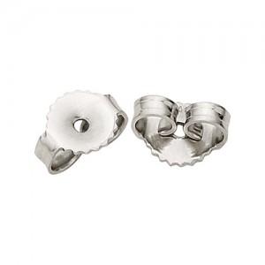 """Friction Earring Back .030""""-.036"""" Hole"""