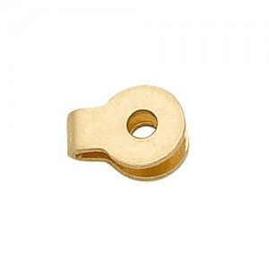 """14k Joint 0.025"""" Hole 2.93mm High 0.94mm Wide"""