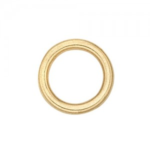 14k Yellow Closed Jump Ring