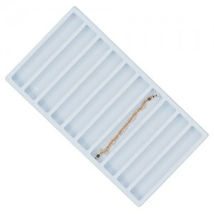 "10-Bracelet Inserts for Full-Size Utility Trays, 14.13"" L x 7.63"" W"