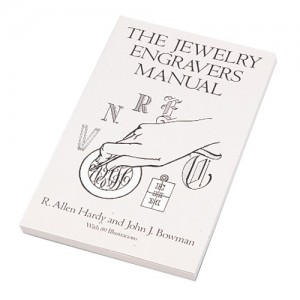GRS 022-202 Jewelry Engraving Manual