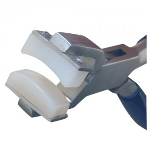 Nylon Jaw Ring Forming Plier