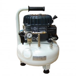 Silentaire Val-Air Compressor - Automatic Heavy Duty 1/2 Horsepower