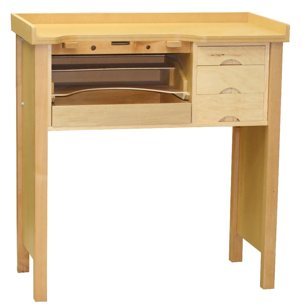 A Amp A Jewelry Supply Standard Jeweler S Bench