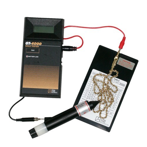 Best Electronic Tester Jewelry : A jewelry supply tri electronic gt gold tester