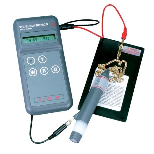 Best Electronic Tester Jewelry : A jewelry supply gxl gold tester