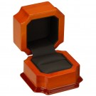 """Napa"" Ring Slot Box in Beech & Onyx Nabuka"