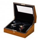 Orbita Sempre Two Watch Winder - Teakwood