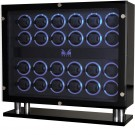 Volta Signature Series - 24 Watch Winder Carbon Fiber Finish