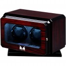 Volta 2 Watch Winder Rosewood w/ Rotating Base