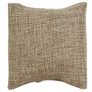 "3 x 3 Inch Bangle or Watch Pillows in Burlap, 3"" L x 3"" W"