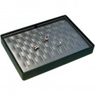 53 Ring Clip Stackable Tray - Steel Grey