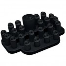 23-Piece Ring Slot Display Set in Onyx