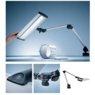 Waldmann - TANEO Arm Mounted Universal Task System Luminaires