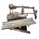 Pepe Horizontal/Flat Engraving Machine w/ 1 Set of Single Line Font