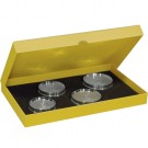 Set of 4 Large Reversible Stakes