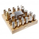 30 Piece Forming Tool and Block Set