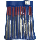 Set of 10 Diamond Needle Files