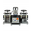Durston TUI130 Double Sided Power Rolling Mill-130mm Flat & 130mm Wire 110V, #1090