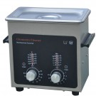 Eumax Ultrasonic Cleaner w Stainless Steel Tank & Heat/Timer Capacity 1/2 Gallon