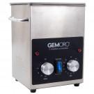 GemOro 2-Quart Next Generation Stainless Steel Ultrasonic Machine