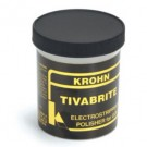 Tivabrite Electro Stripper Gold Polishe Dry Compound 1 Lb Jar