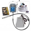 Deluxe Woodcarving TX Motor Kit with Heavy Duty Speed Control & H.44T Handpiece