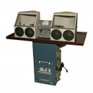 Arbe - Super Flow Enclosed Double Hood Polishing Unit