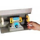 Portable Polishing Lathe Center