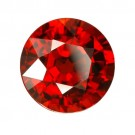Synthetic Round Garnet