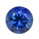 Synthetic Round Sapphire