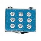 "Blue Plastic Box (2 1/4"" x 1 3/4"")"