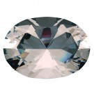 80mm Oval Shape Crystal