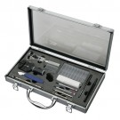 13-Piece Deluxe Watch Repair Tool Kits in Aluminum Case