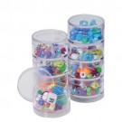 "Stackable Boxes- 1.75"" Round Pack-of-8Pcs"