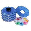 Octagon Blue Ultimate Stacker
